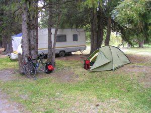 Campingplatz Samedan