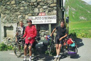 Kleiner St. Bernhard Pass